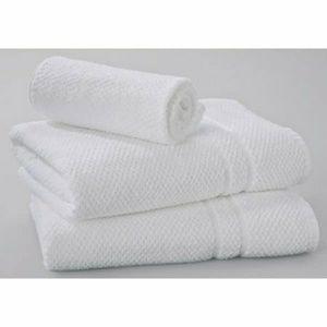 PK of 2 Staybridge Bath Towels 100% Cotton